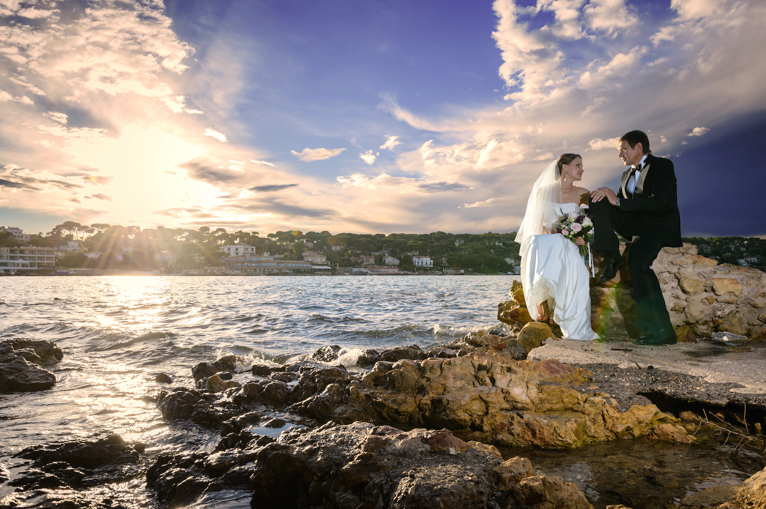 Côte Weddings - Wedding Planner on the Côte d'Azur