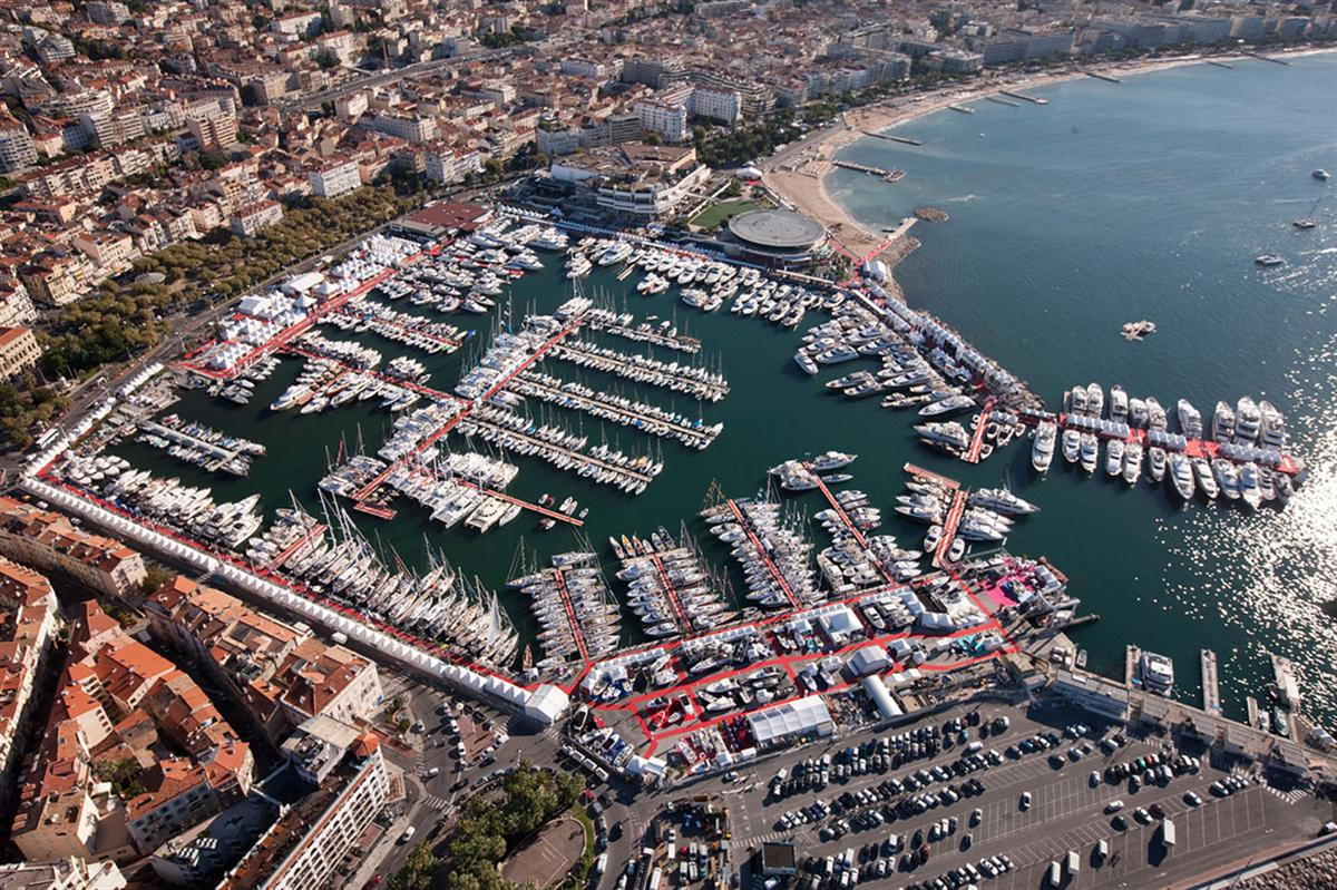 Cannes Boat Show - Yachting Festival de Cannes