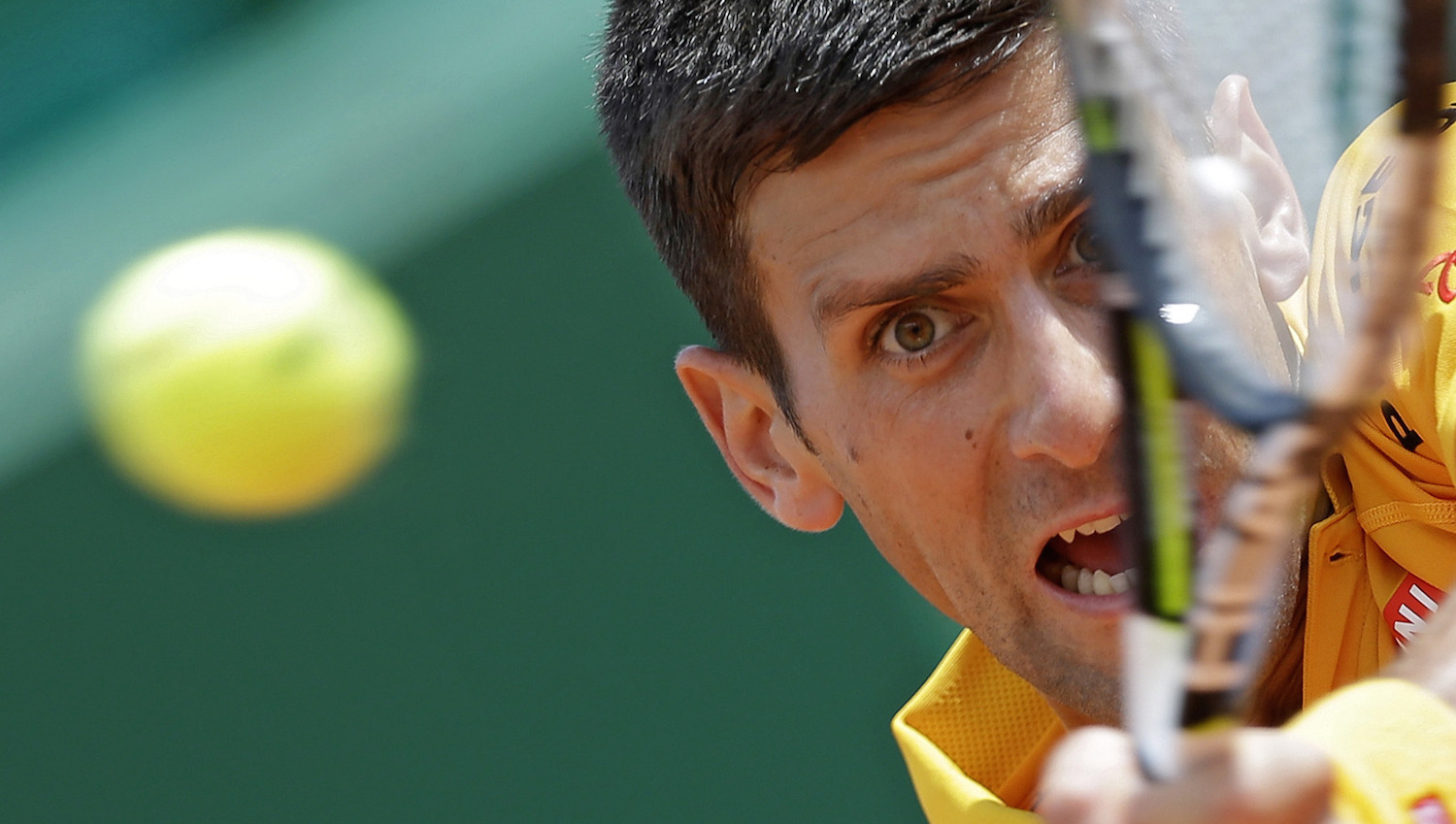 Novak Djokovic wins in Monte-Carlo!