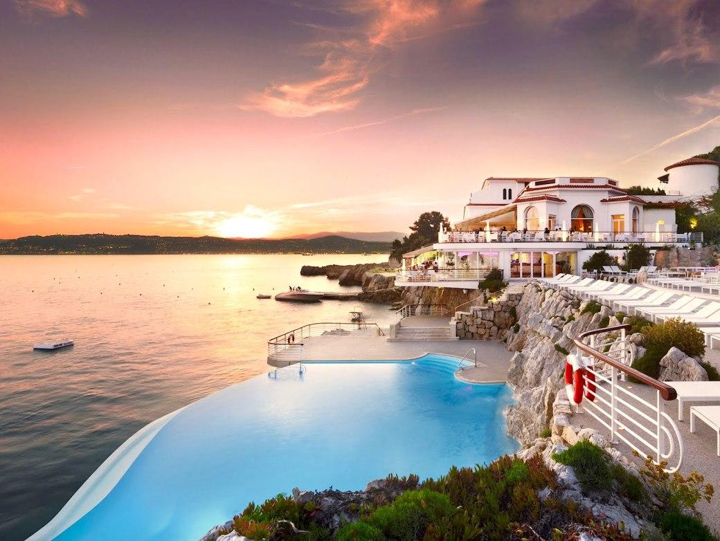 Hôtel du Cap-Eden-Roc