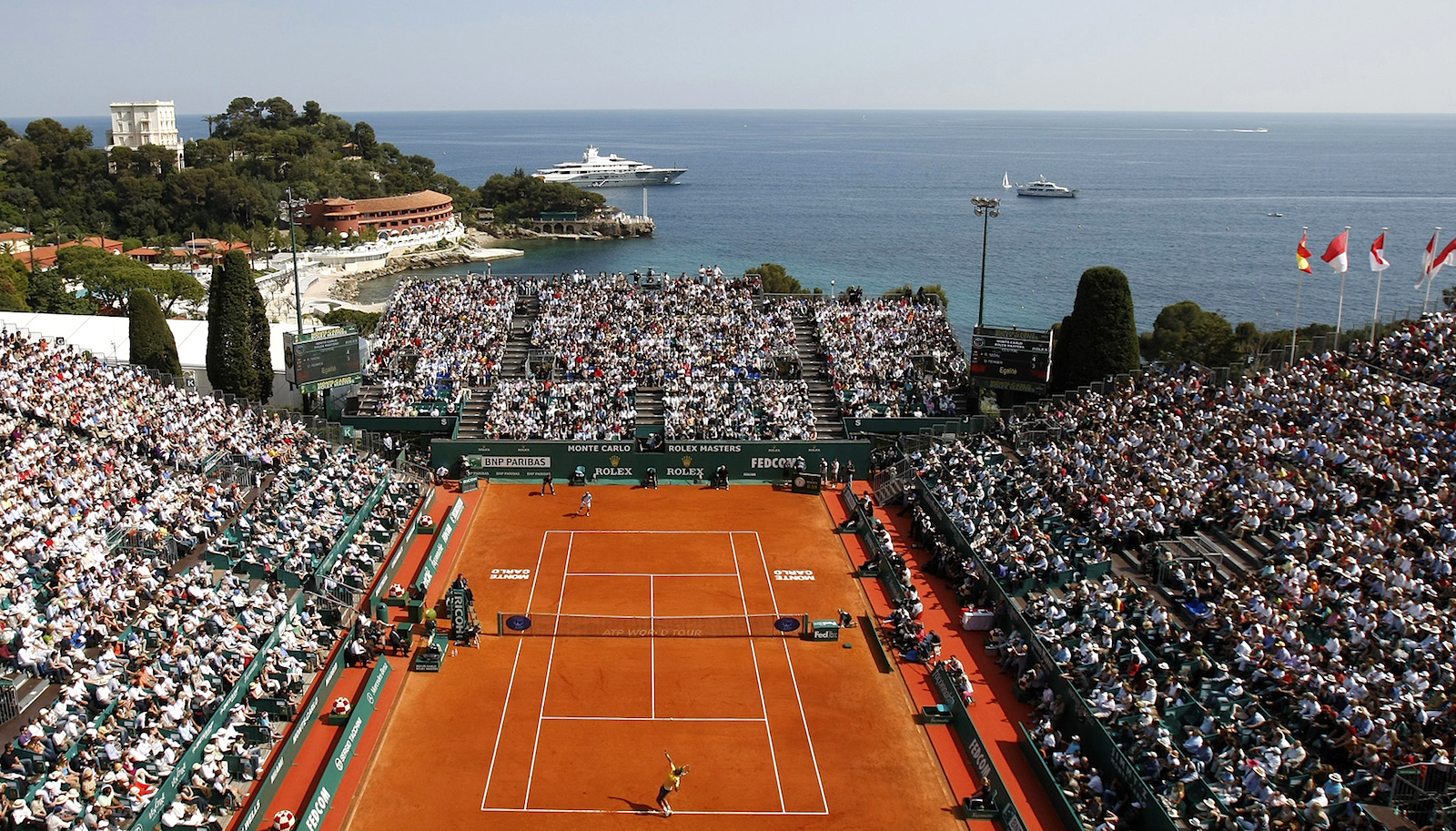 Monte-Carlo Masters - Tennis tournament in Monaco