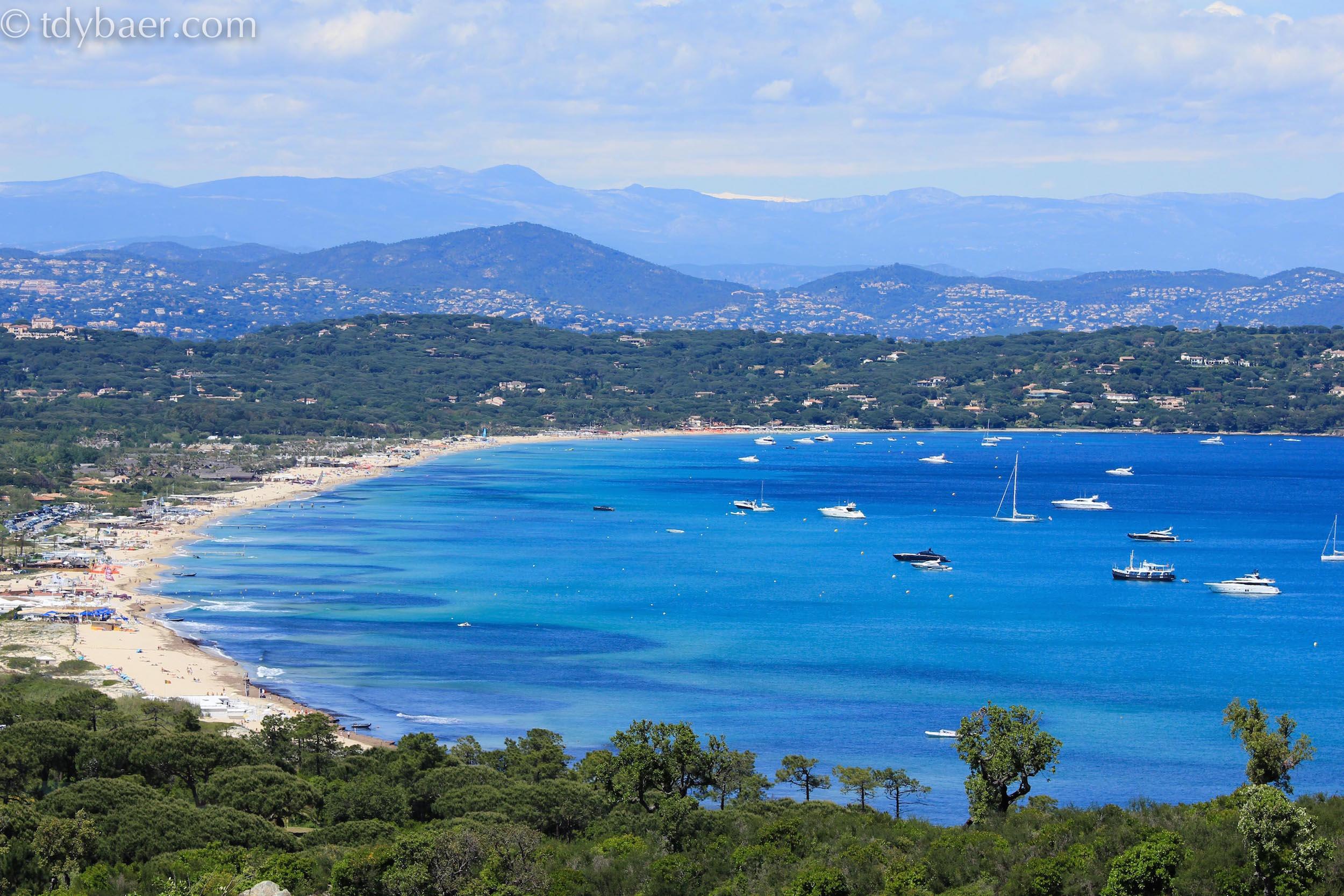 St Tropez Plage Pampelonne