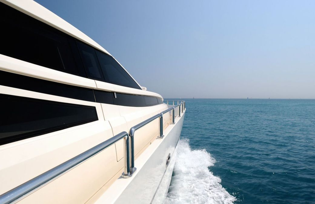 Luxury Yacht Day Charters