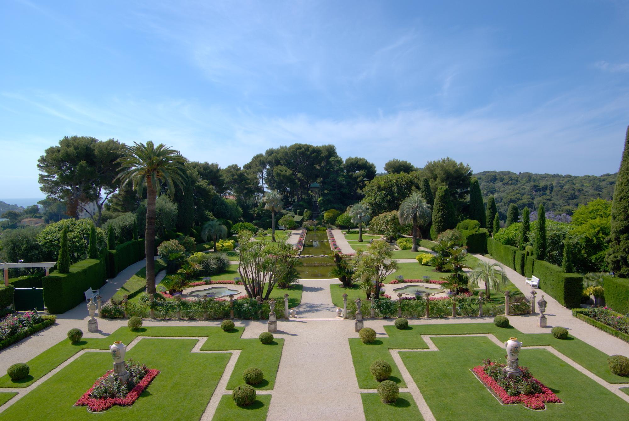 Villa Ephrussi De Rothschild French Riviera Luxury
