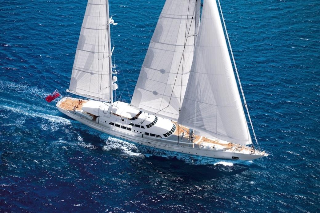SPIRIT OF THE C'S yacht Perini
