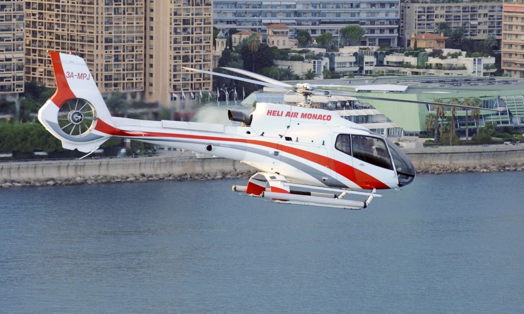 Heli Air Monaco - Helicopter