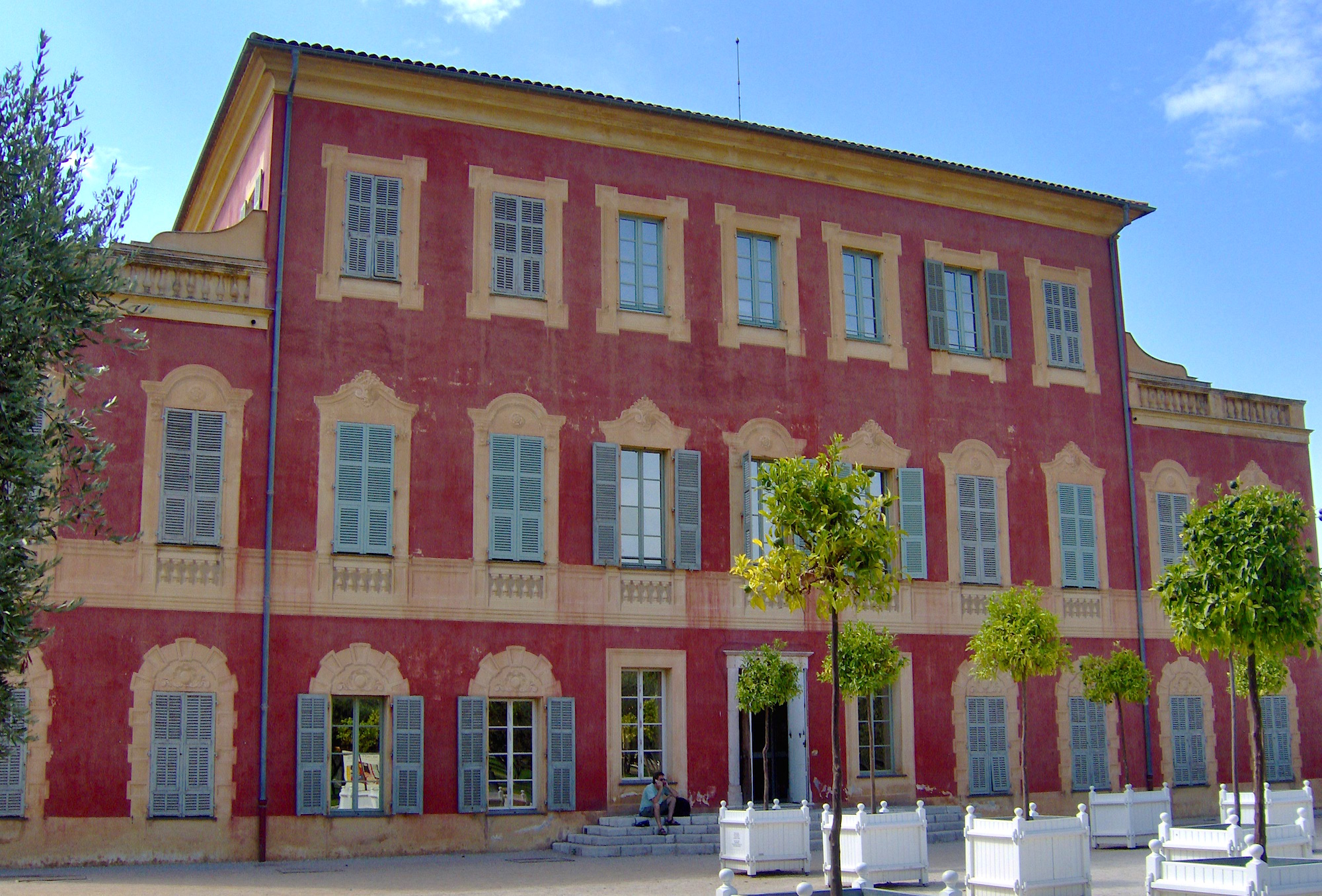 The Matisse Museum in Nice