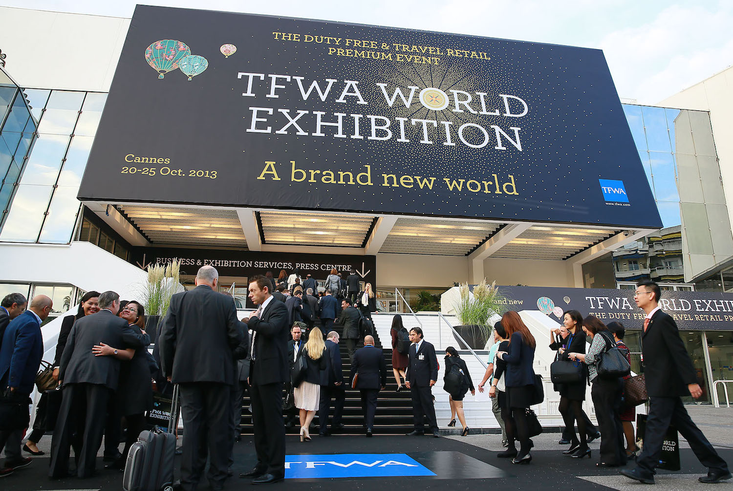 TFWA World Exhibition & Conference 2016 in Review Cannes - TFWA ...