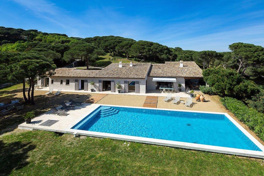 Villa in Ramatuelle