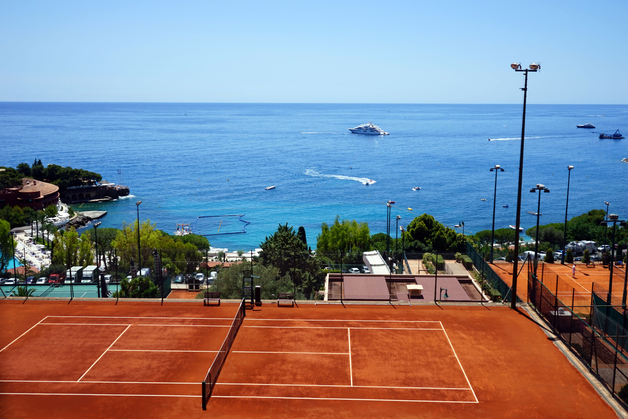 the esteemed institution of the monte carlo country club riviera luxury
