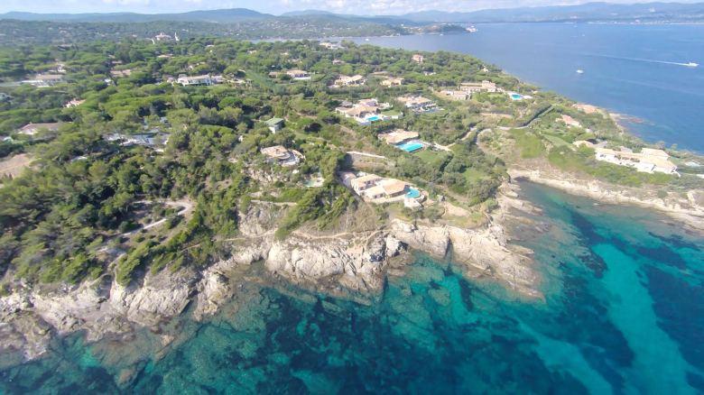 Villa Amourai St Tropez
