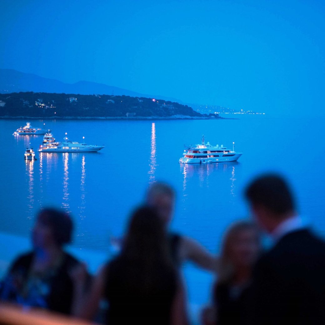Club Vivanova event in Monaco