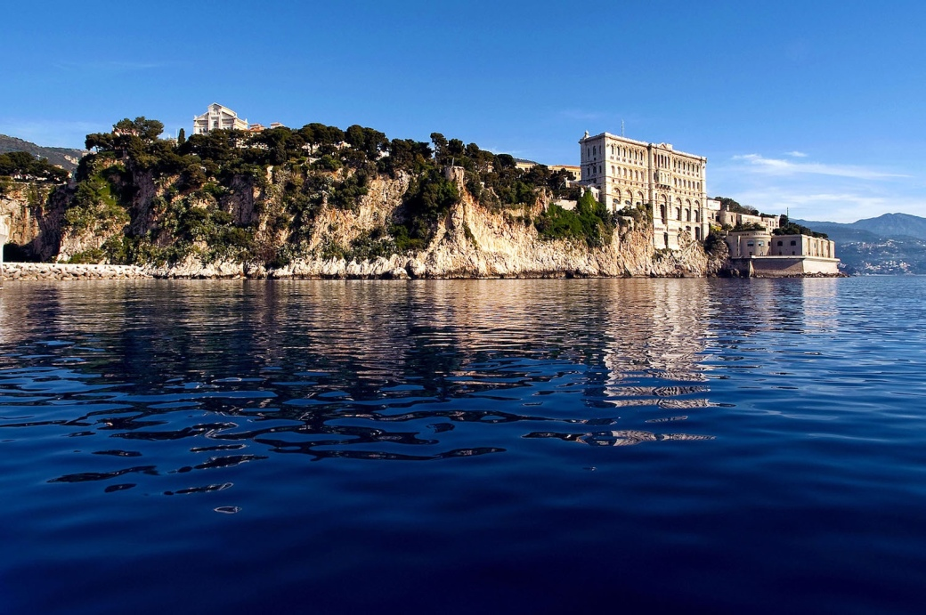The Oceanographic Museum in Monaco