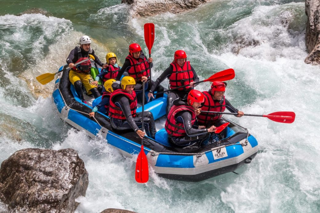 Rafting in Gorges du Verdon