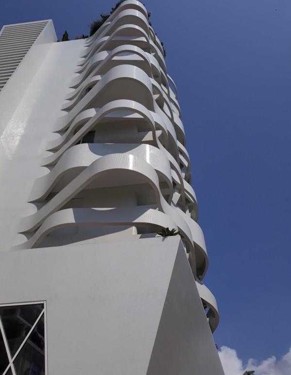 Le Stella tower in Monaco